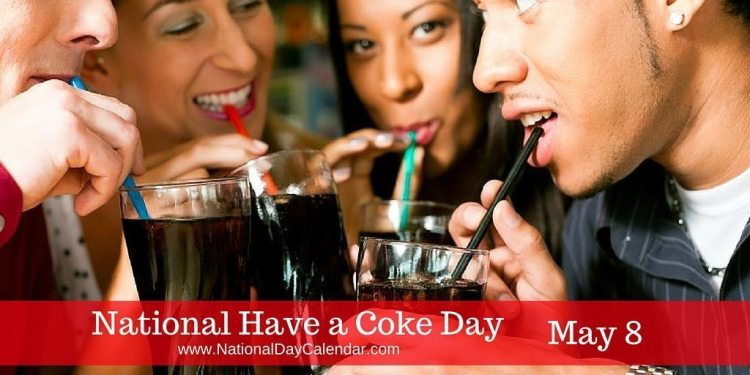 National Have a Coke Day May 8