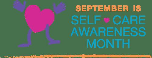 032817.SelfCareLOGO.WEB .DOCS 1 - September 2017 is named Self-Care Awareness month