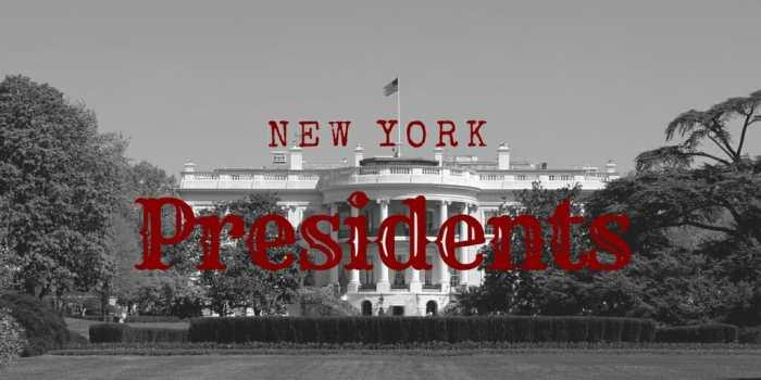 New York Presidents
