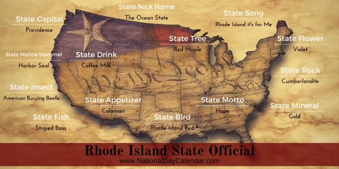 Rhode Island State Official