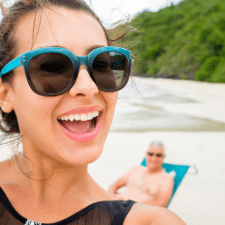 Photobomb - 7 Selfie-Taking Tips - National Selfie Day, Camera Day, Photography Day