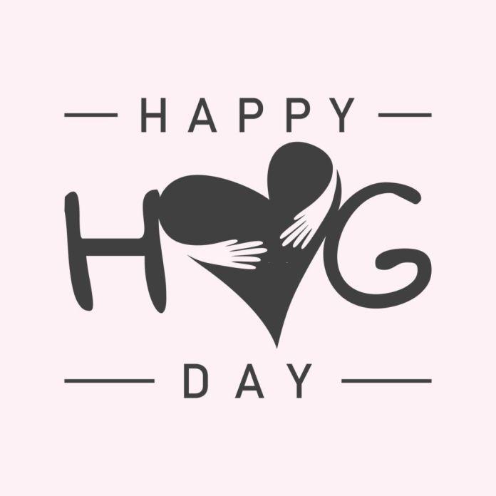 Happy Hugging Day