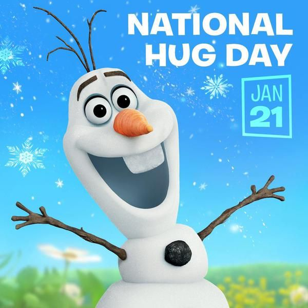 Hugging Day Meme