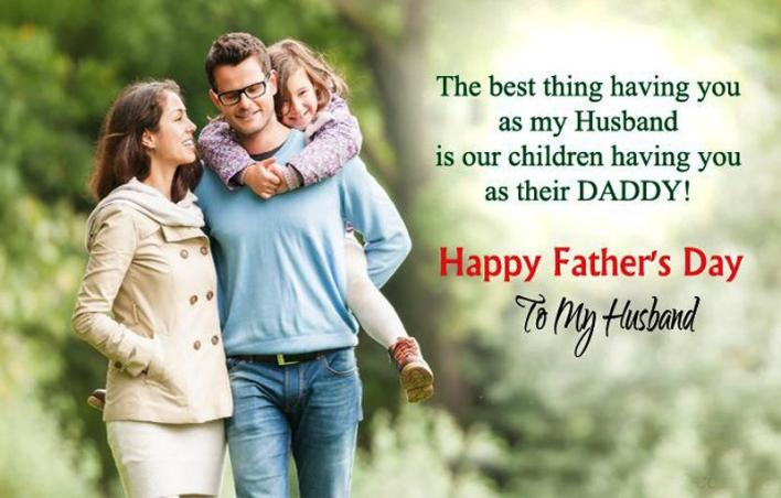 Fathers Day Quotes to My Husband