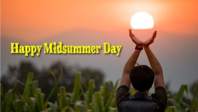 Happy Midsummer Day