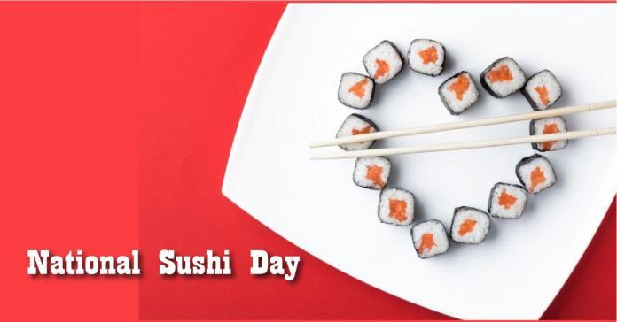 National Sushi Day