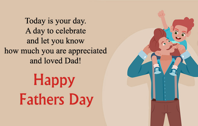 Today Your Day Dad