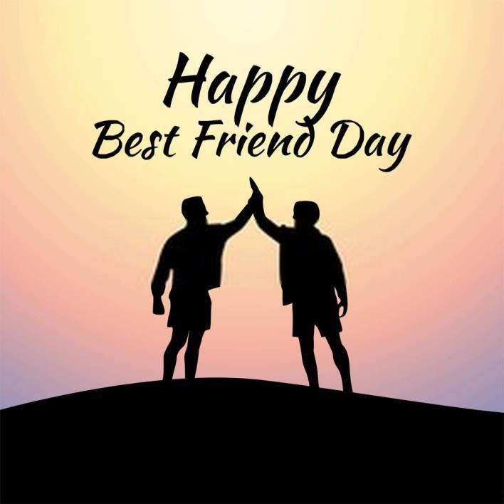 celebrate National Best Friend Day