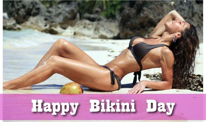 Bikini Day Quotes