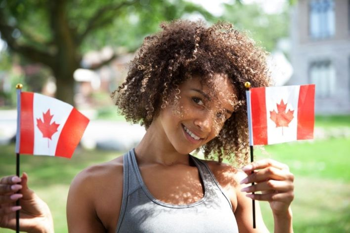 Canadian Woman