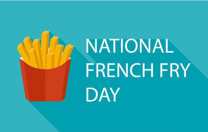 French Fry Day Images