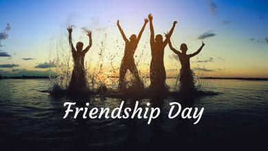 Friendship Day Date