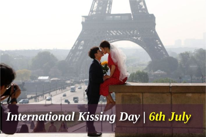 International Kissing Day Date