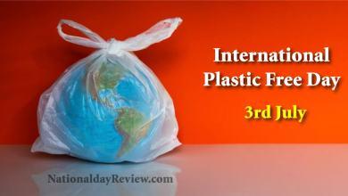 International Plastic Free Day