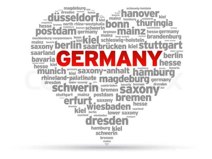German Language Day wish
