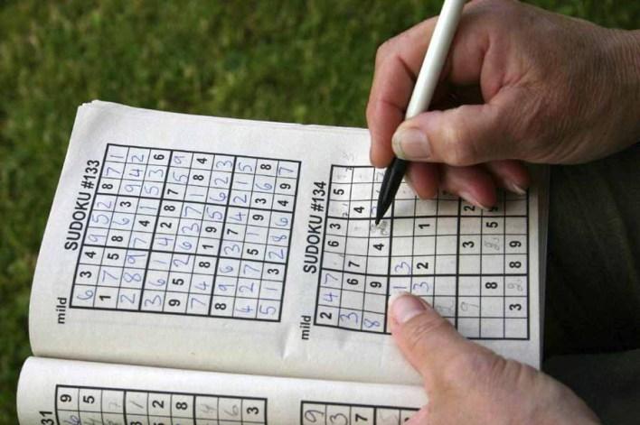 International Sudoku Day Photo