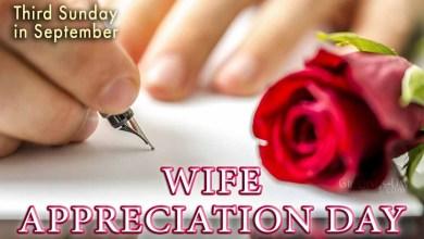 Wife Appreciation Day Coverphoto
