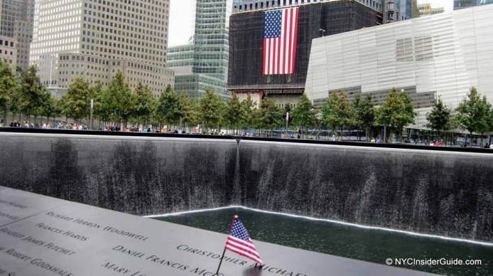 Ground Zero Nine-Eleven-Memorial