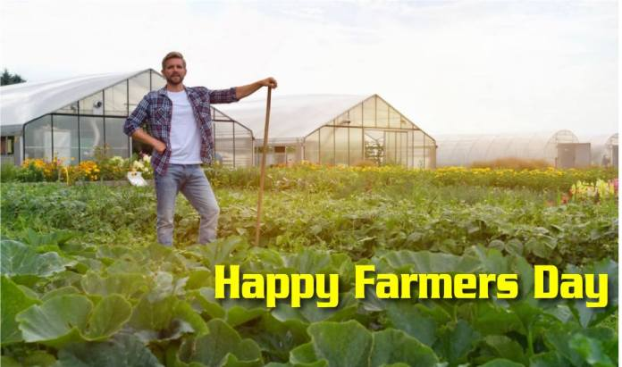 Happy Farmers Day