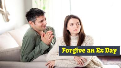Forgive an Ex Day Quotes