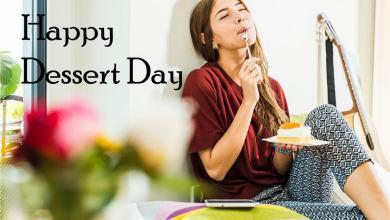 Happy Dessert Day