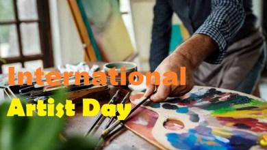 International Artist Day CoverPhoto