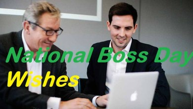 National Boss Day Wishes