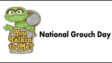 National Grouch Day