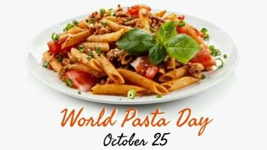 World Pasta Day Wishes