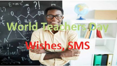 World Teachers day SMS WISH