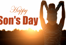 Happy Sons Day