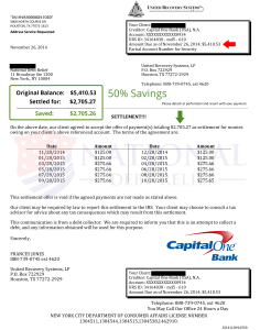 Capital One Auto Payoff : capital, payoff, Capital, Finance, Release, Letter, FinanceViewer