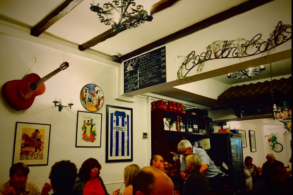 Casa Don Carlos, Brighton, restaurant review - could it get any more Spanish?