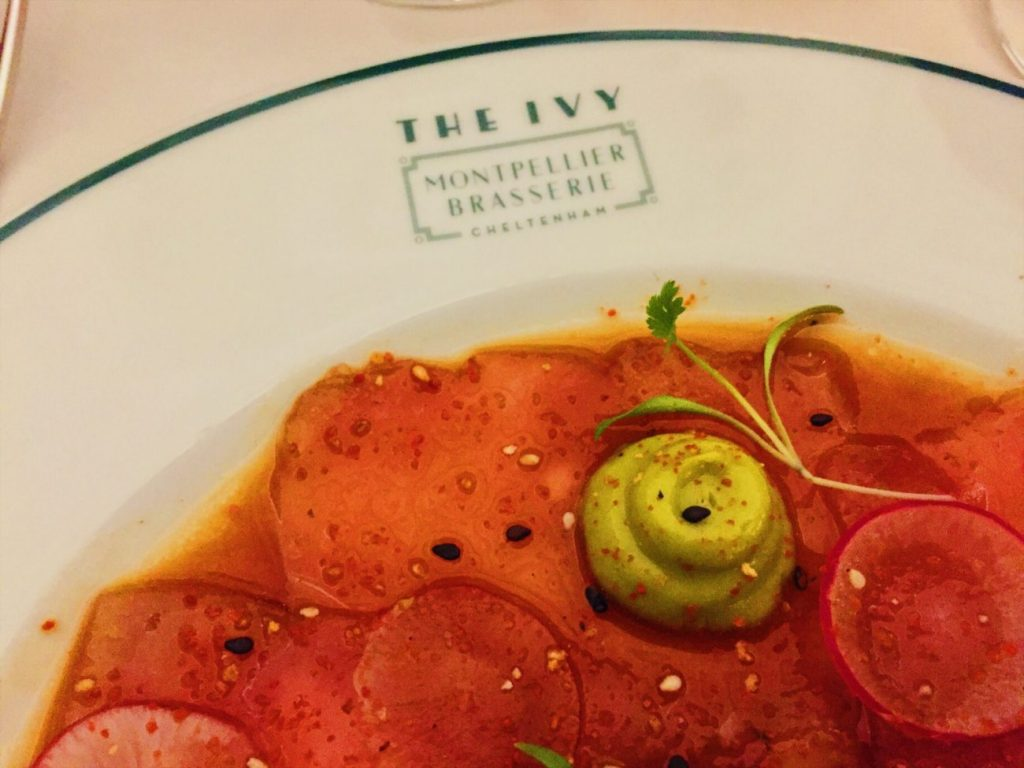 The Ivy Cheltenham Restaurant Review | Montpellier Brasserie Cheltenham | National Dish