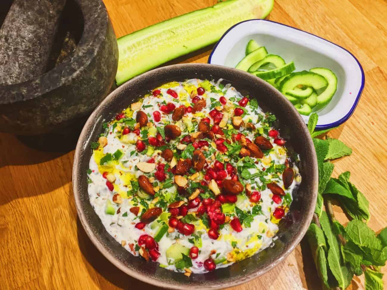 The Best Yogurt Dip Ever Here S How You Make It