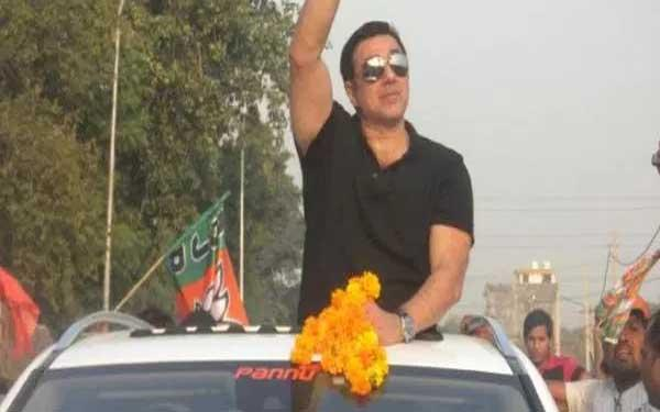 sunny deol in bjp with amit shah