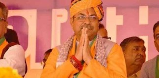 dr. satish poonia bjp