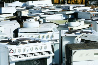 modern household appliances last about one third to one half as long as they used to