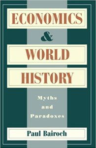 Paul Bairoch's Economics and World History