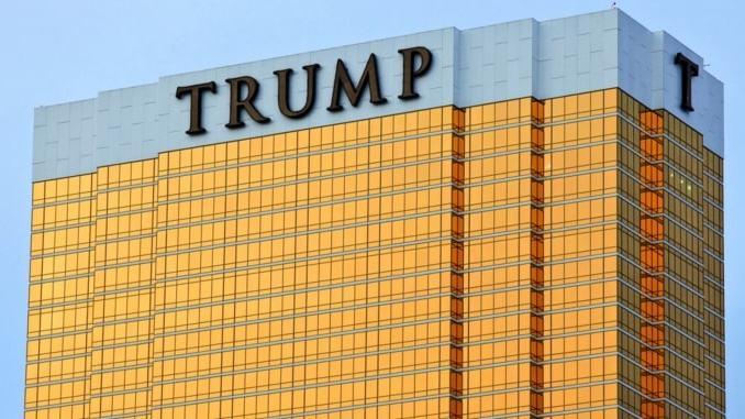 Trump Las Vegas hotel