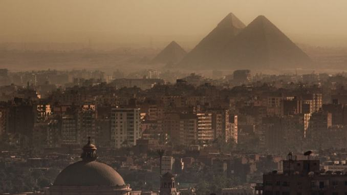 the great pyramids at giza illustrate the Lindy Effect in operation: the longer something survives, the longer it is likely to survive. that's why the pyramids will be here in 2,000 years, while the high-rises will not. the same is true of donald trump's proposed tariff policy.