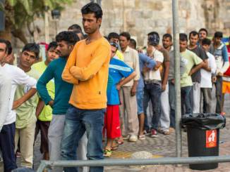 the migrant unemployemnt rate in sweden is 50%, expected to rise to 60% by end of 2017