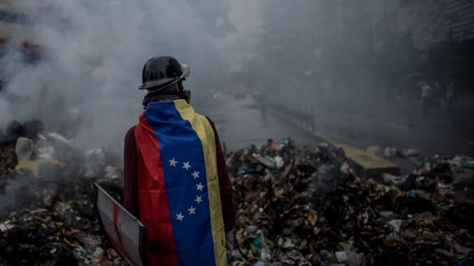 sanctions will not work in Venezuela