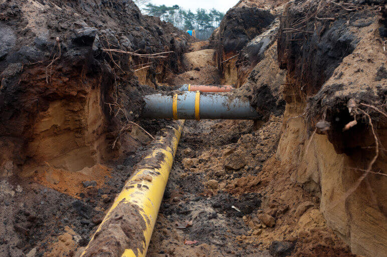 signs you have a collapsed sewer line