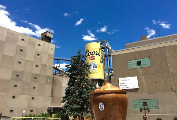 Castle Rock Brewery Tour