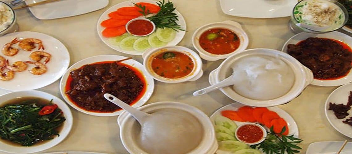 Ambuyat National Dish of Brunei