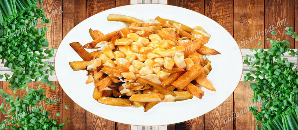 National Dish of Canada Poutine