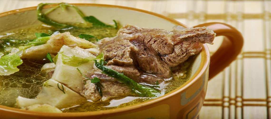 National Dish of Armenia – Khash or Pacha
