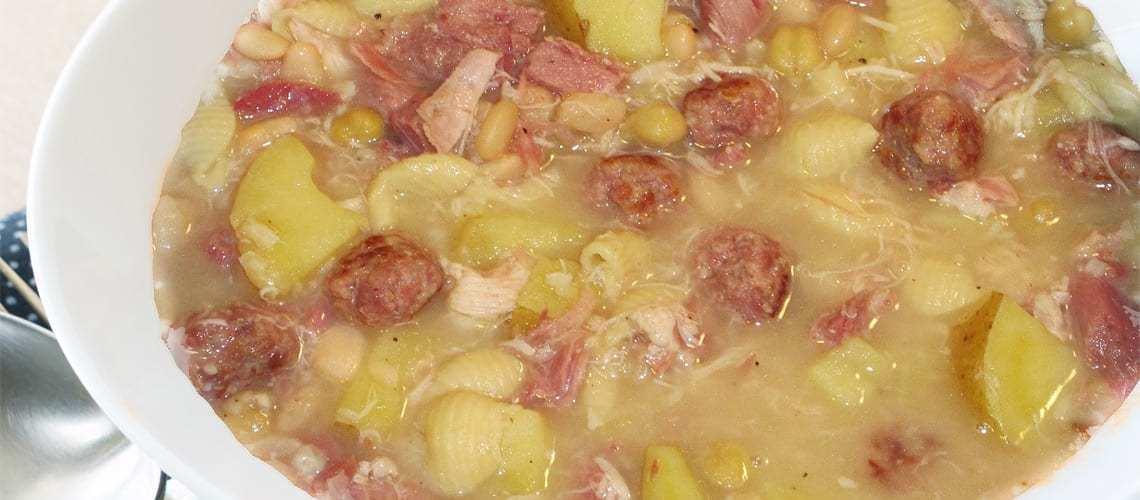 National Dish of Andorra – Escudella De Pages