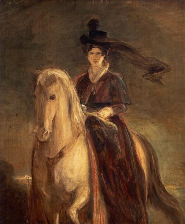 Queen Adelaide : queen, adelaide, Queen, Adelaide,, 1849., Princess, Adelaide, Louisa, Theresa, Caroline, Amelia, Saxe-Meiningen., William, National, Galleries, Scotland